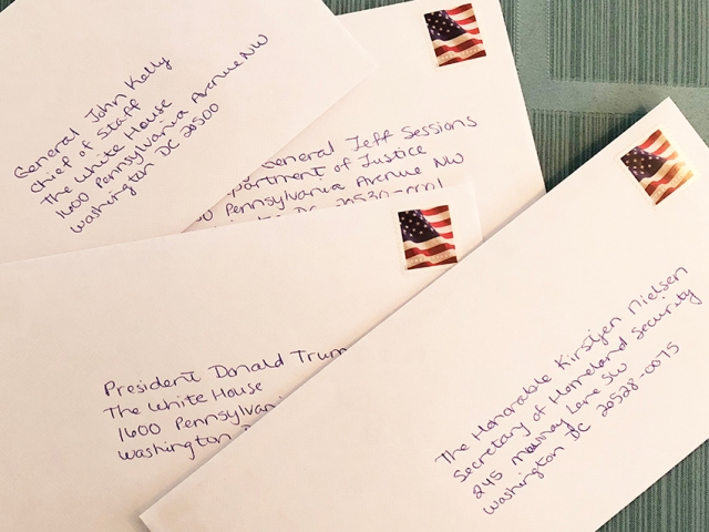 Batch of Letters
